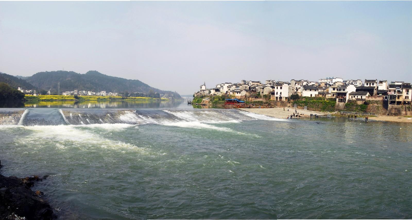 黄山—千岛湖黄金旅游线上的